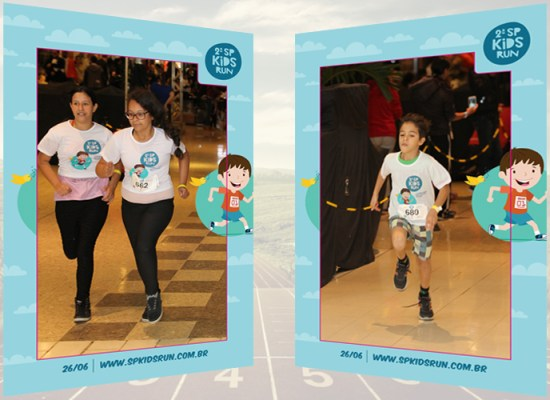 SP Kids Run - Eduarda Yasmin Matheus