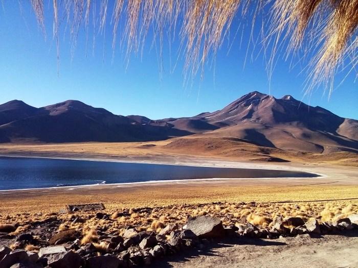 Laguna Miscanti.