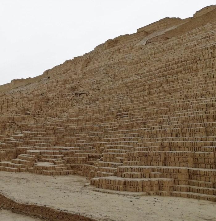 Huaca Pucllara de Lima.