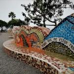 Foto del Parque del Amor de Miraflores.