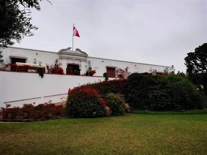 Museo Larco de Lima.