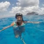 Tour de snorkel en Cozumel.