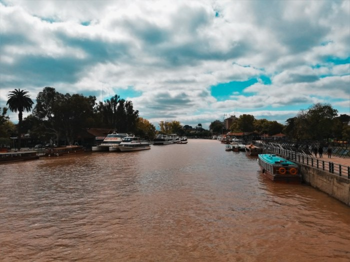 Río Tigre.
