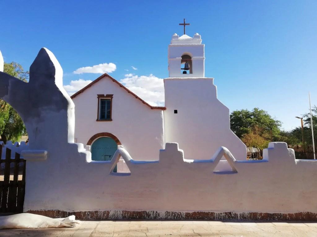 Iglesia de San Pedro de Atacama.