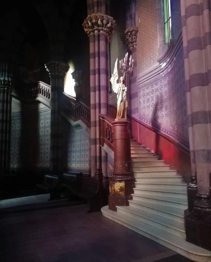Iglesia de Los Capuchinos, Córdoba, Argentina.