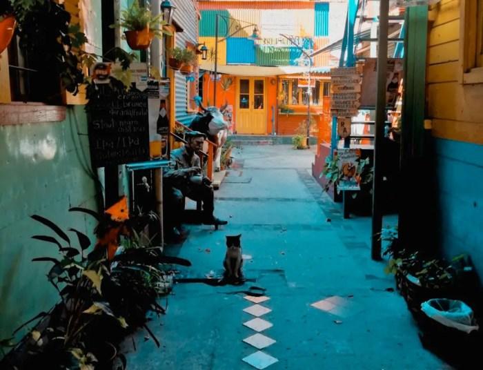 Caminito, recorriendo 3 barrios de Buenos Aires en 1 día.