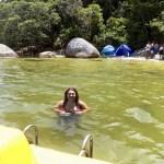 Mi primer viaje sola en Lagoa da Conceicao