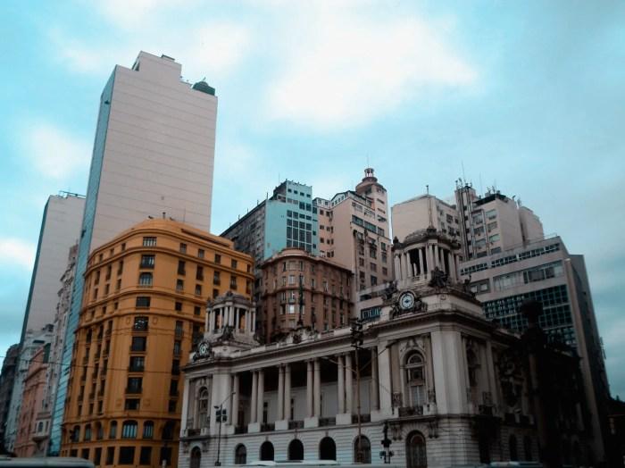 Centro de Río de Janeiro.