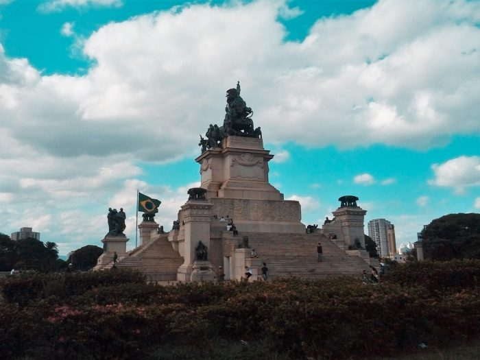 Monumento de Ipiranga.