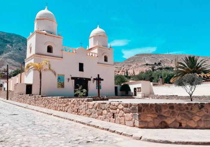 Iglesia Nuestra Señora del Rosario.
