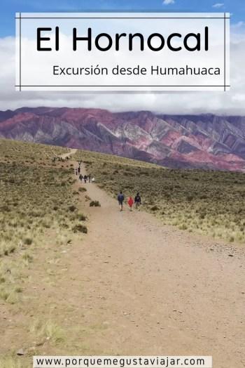 Pin excursión al Hornocal.
