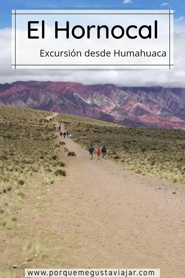Excursión al Hornocal desde Humahuaca
