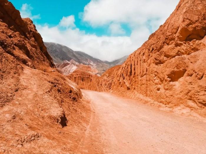 Paseo de Los Colorados, Jujuy.