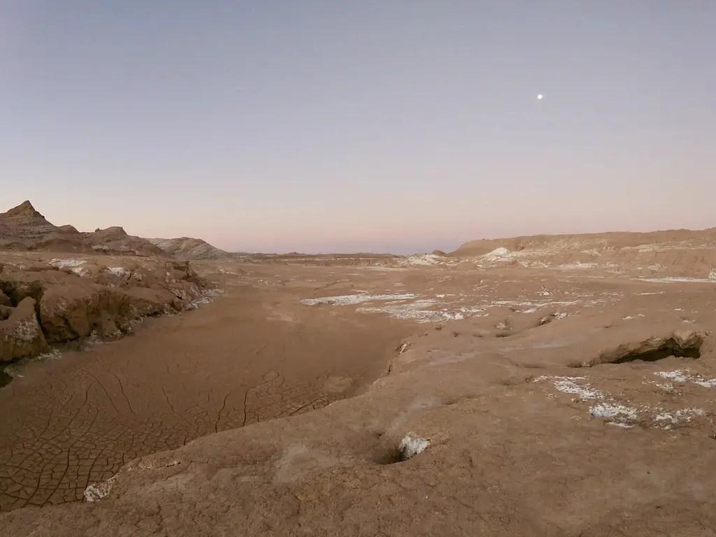Cordillera de la Sal.