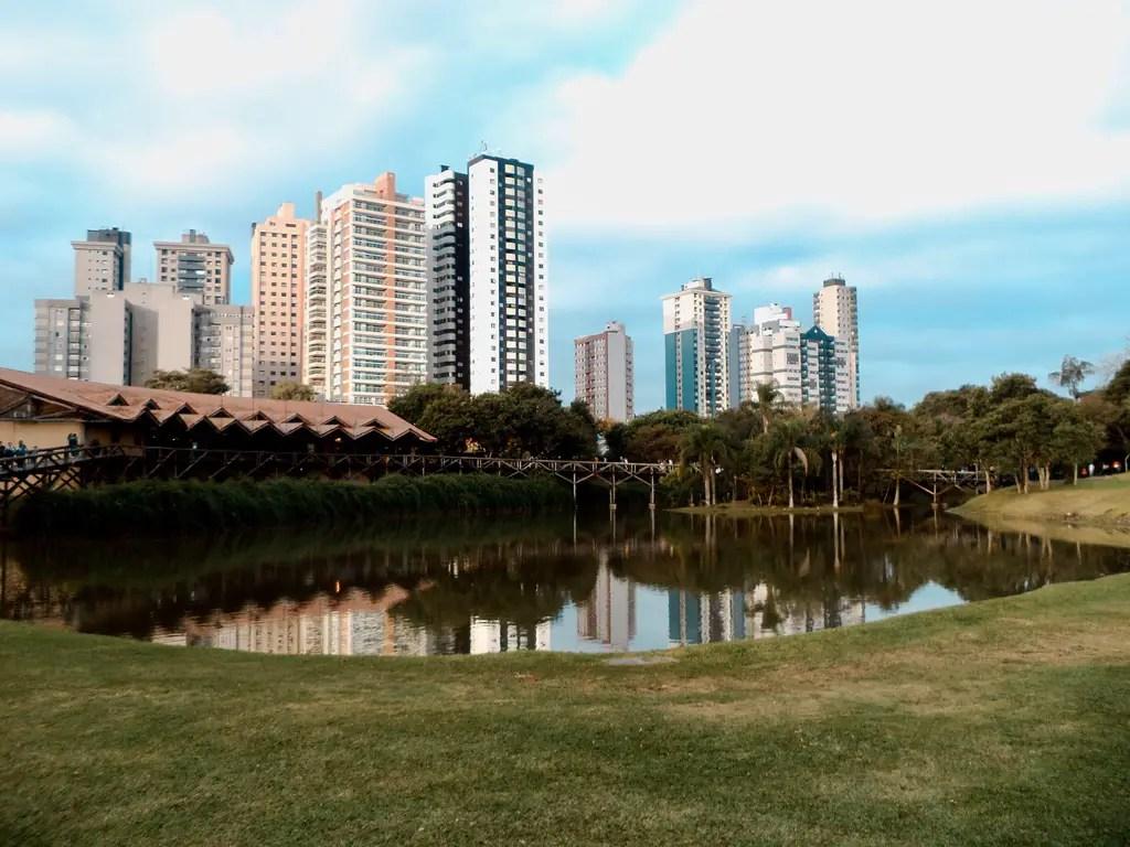 Parque del sur de Brasil.