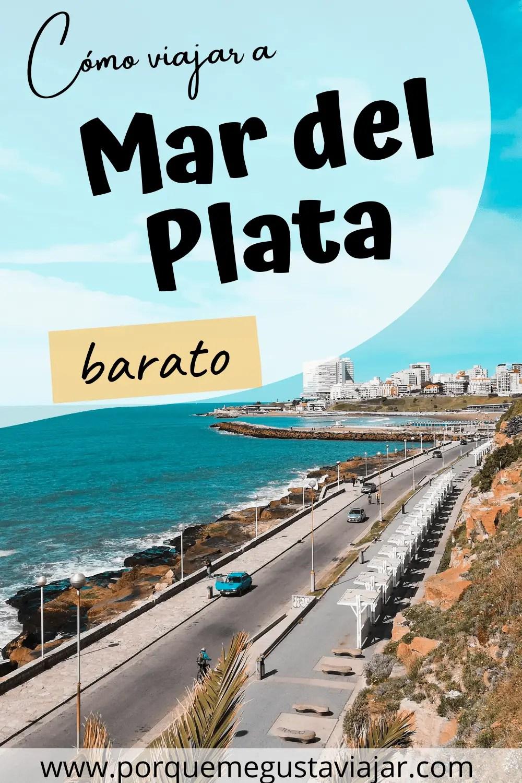 Guía para viajar a Mar del Plata barato