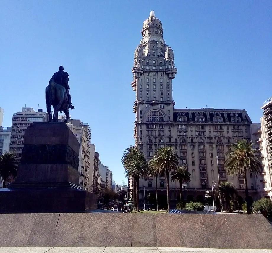 Centro Histórico de Montevideo.