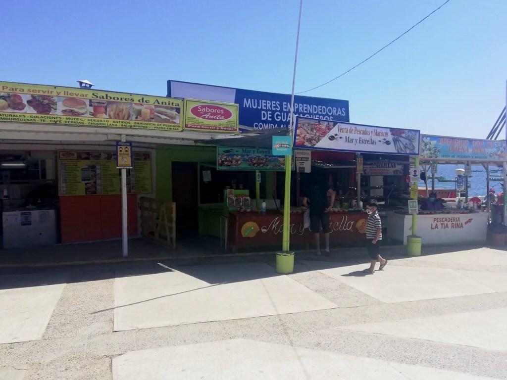 Locales Mujeres emprendedoras de Guanaqueros.