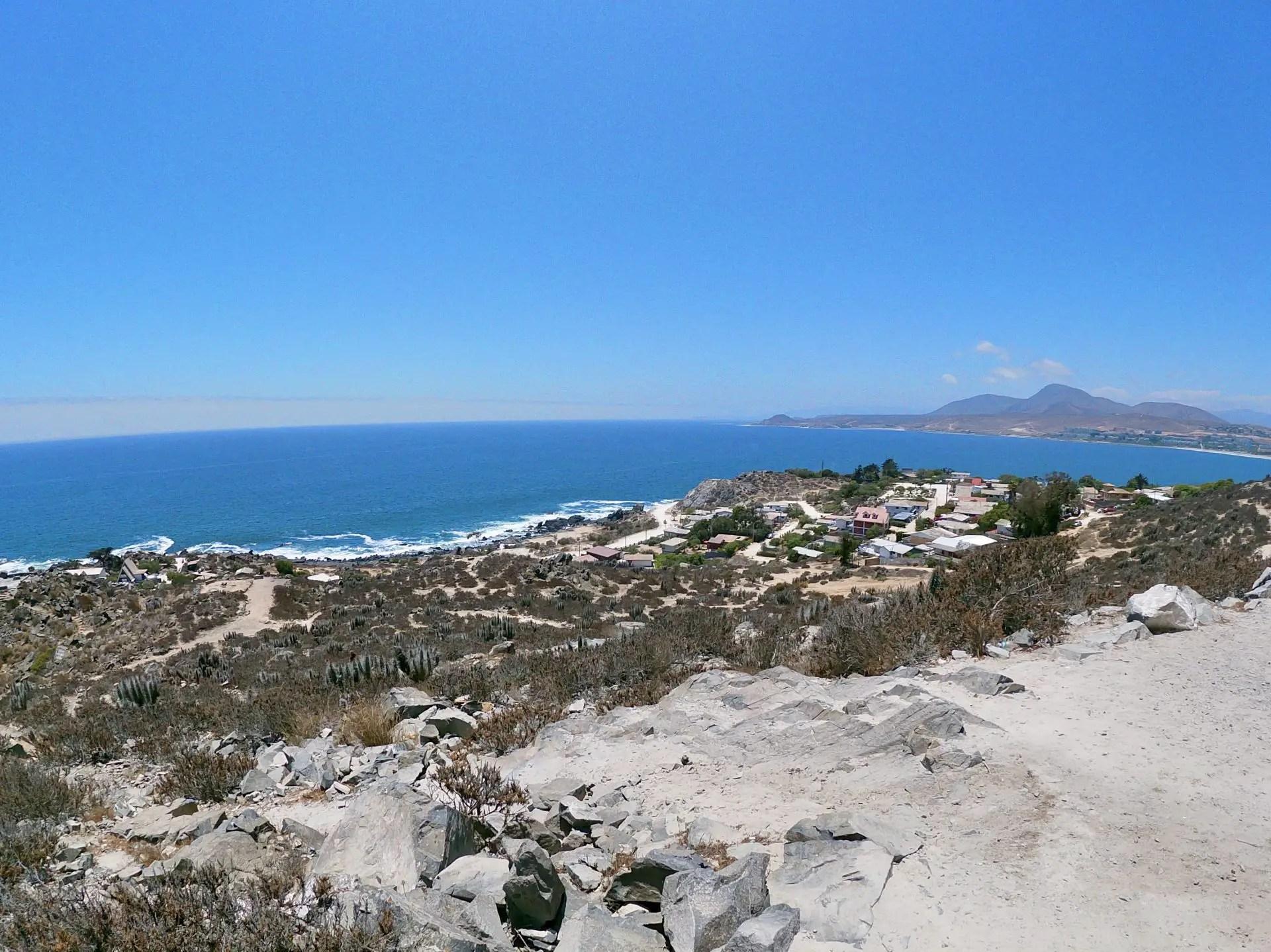 Mirador Cerro La Virgen.