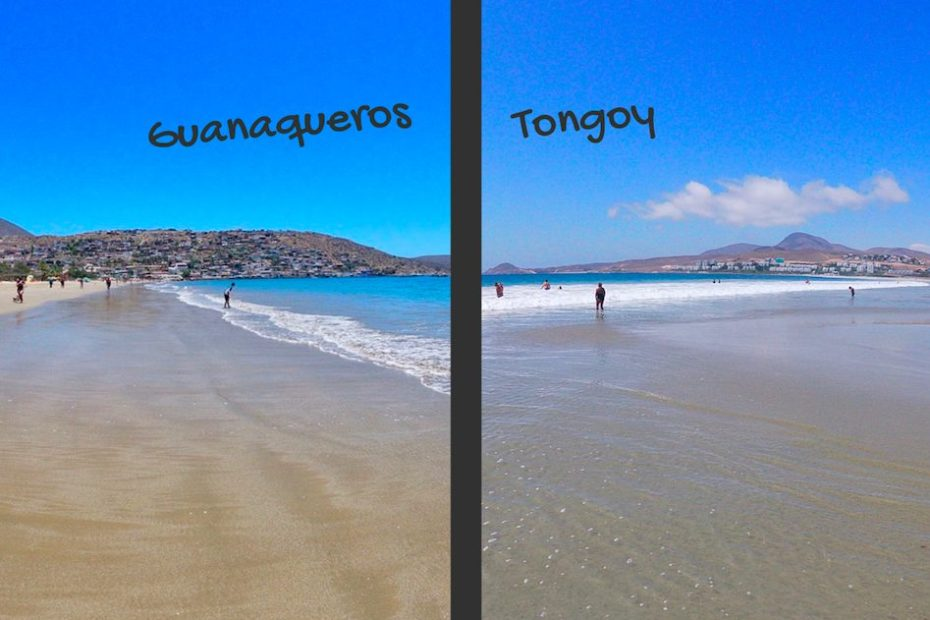 Guanaqueros o Tongoy