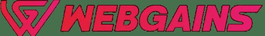 Logo de Webgains.