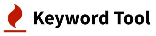 Logo de keyword tool.