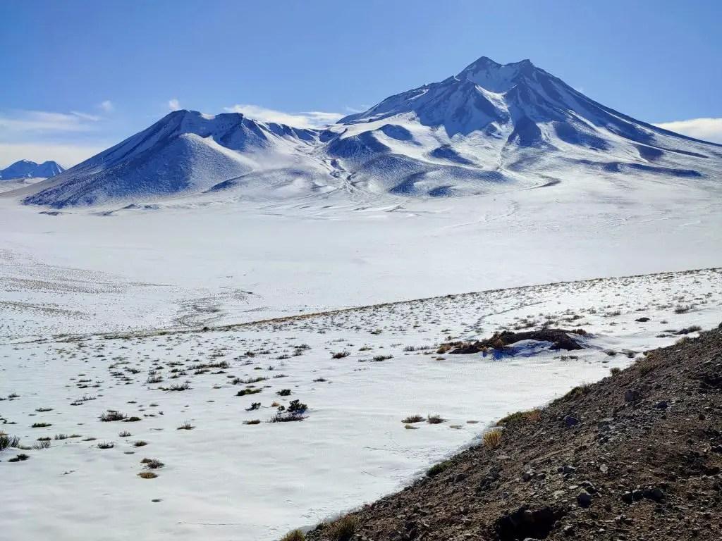 Mirador Volcán Miñiques.