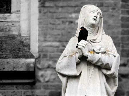 Leyenda mexicana el fantasma de la monja.