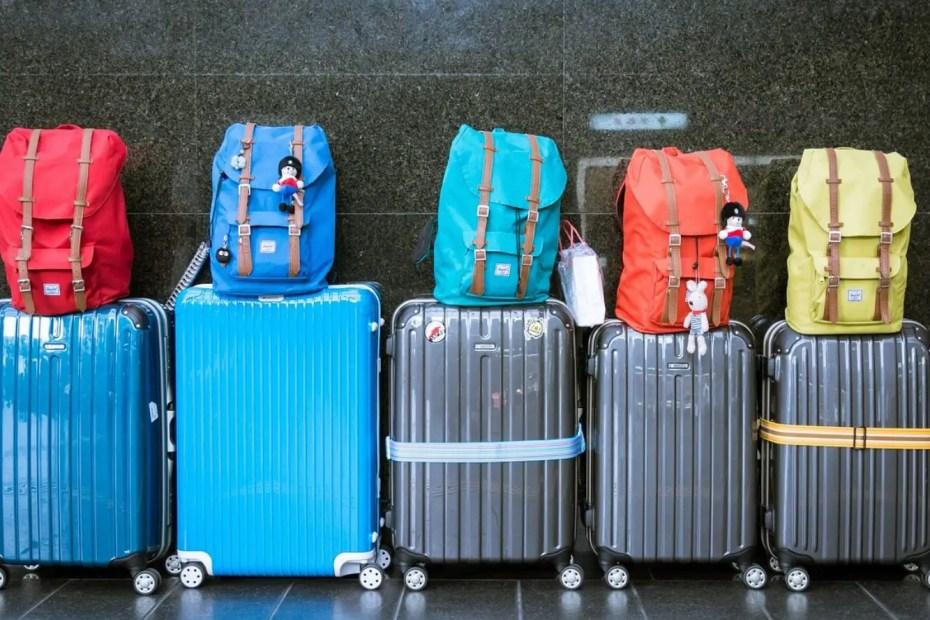 Equipaje permitido por la aerolíneas chilenas.