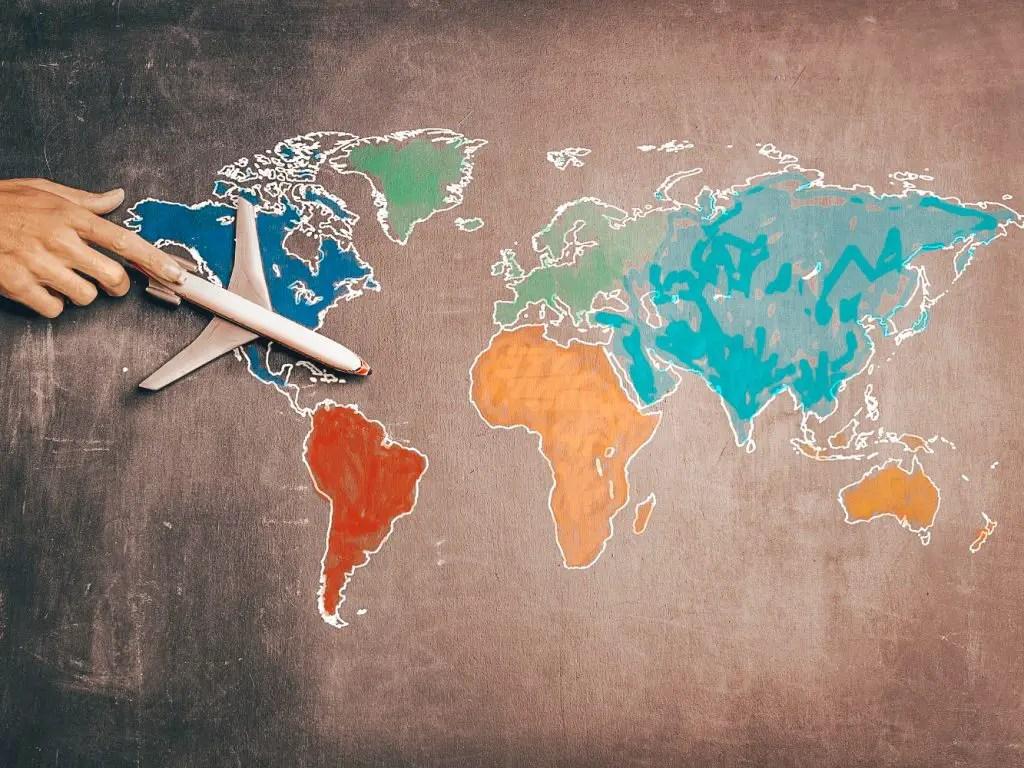 A dónde se puede viajar en pandemia.