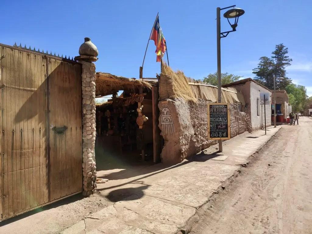Cerámica Amerindio San Pedro de Atacama.
