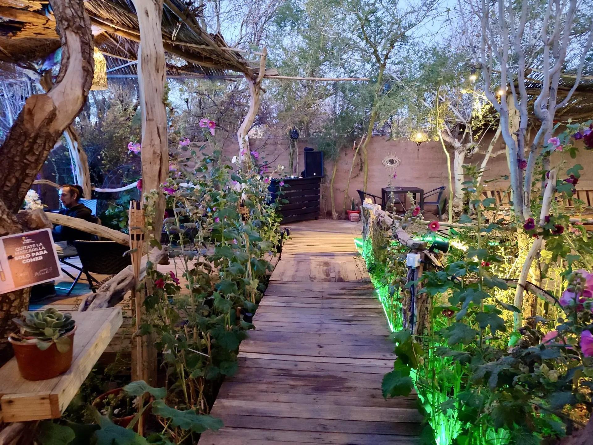 Jardín Meraki, San Pedro de Atacama 2021.
