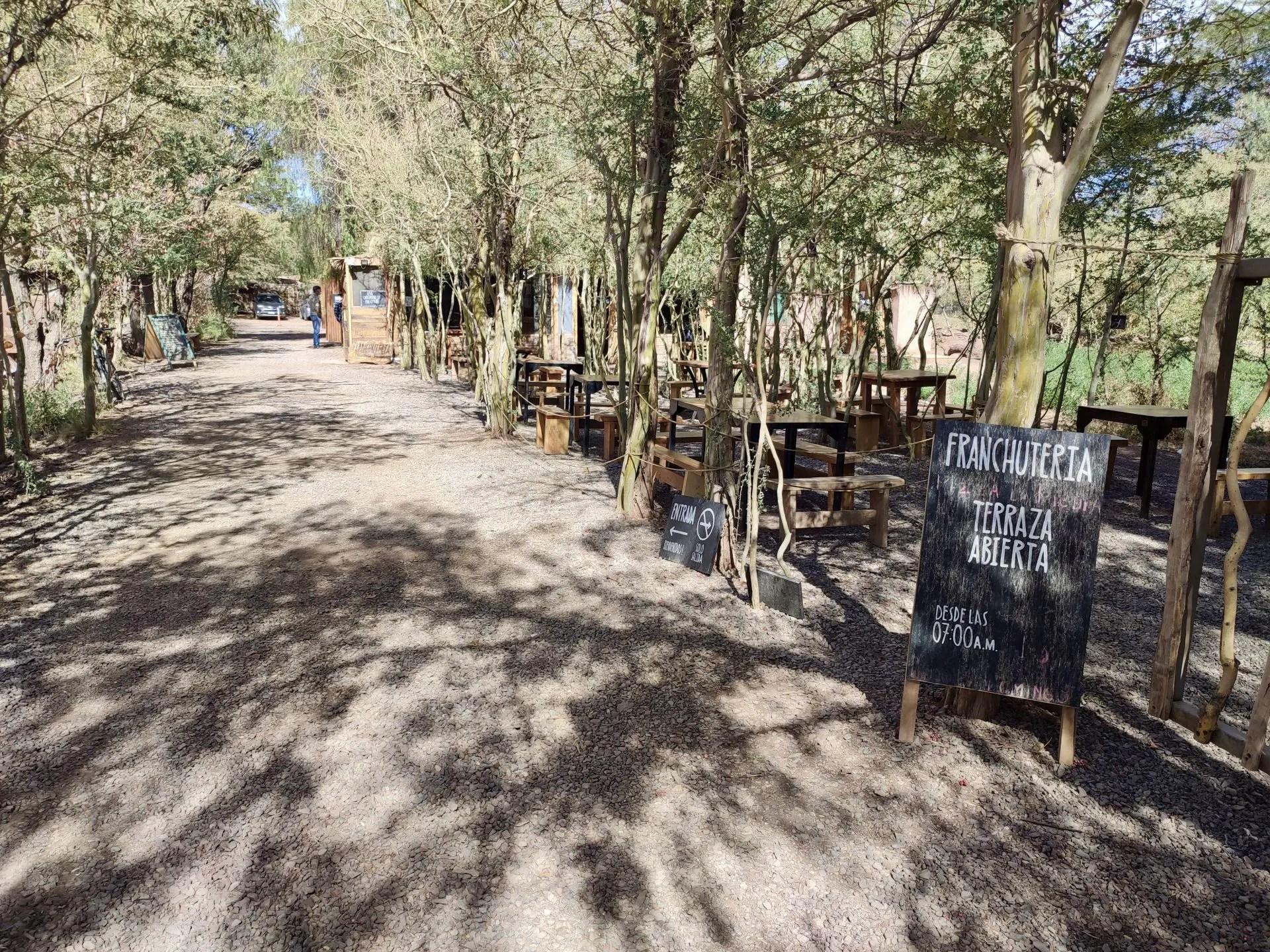 La Franchutería: lugar para desayunar en San Pedro de Atacama