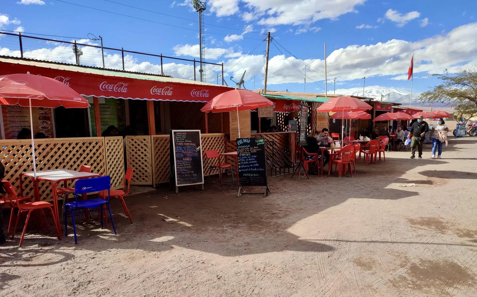 Los Carritos, San Pedro de Atacama.
