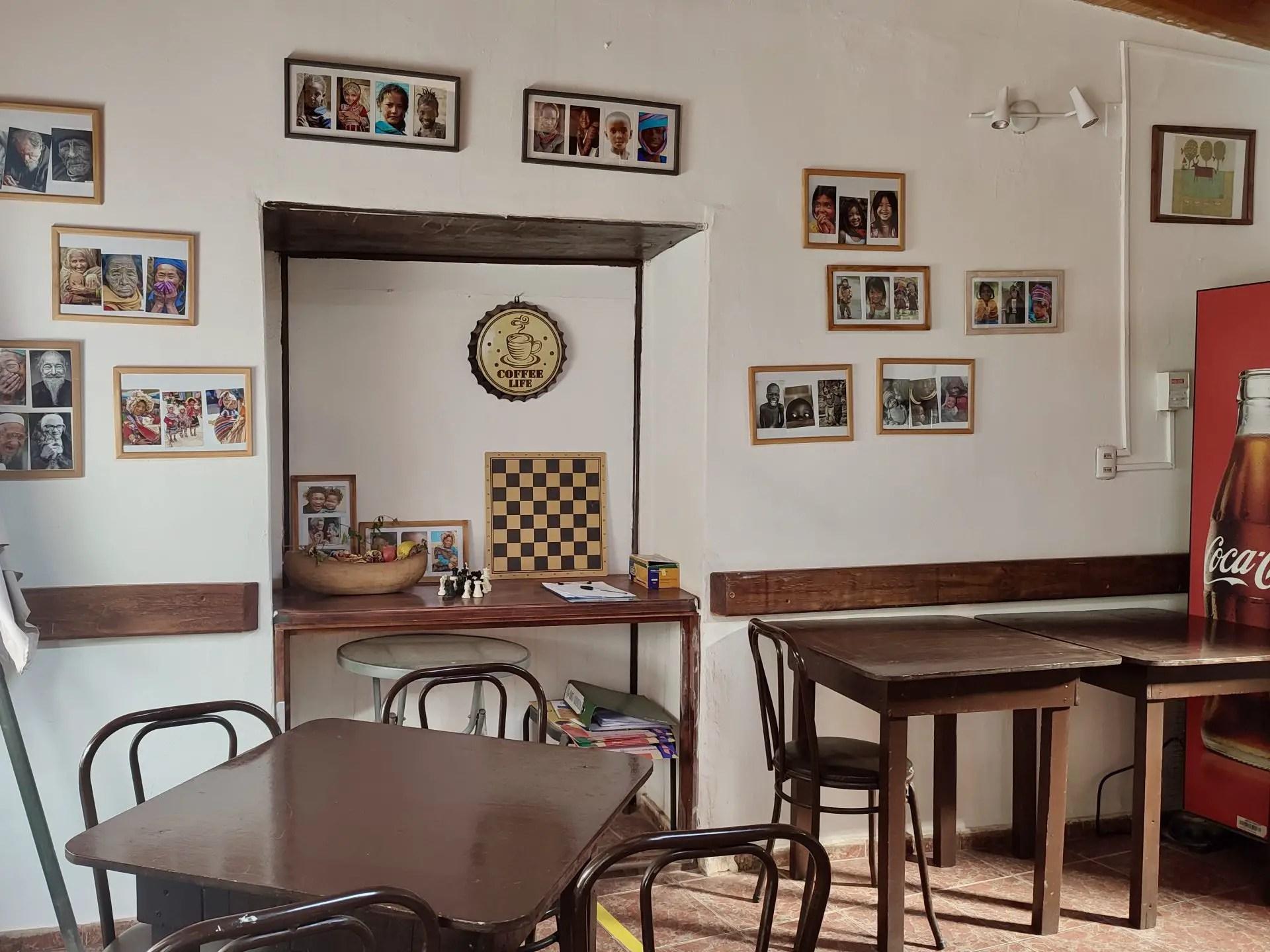 Restaurante Dulce-Salado, San Pedro de Atacama.