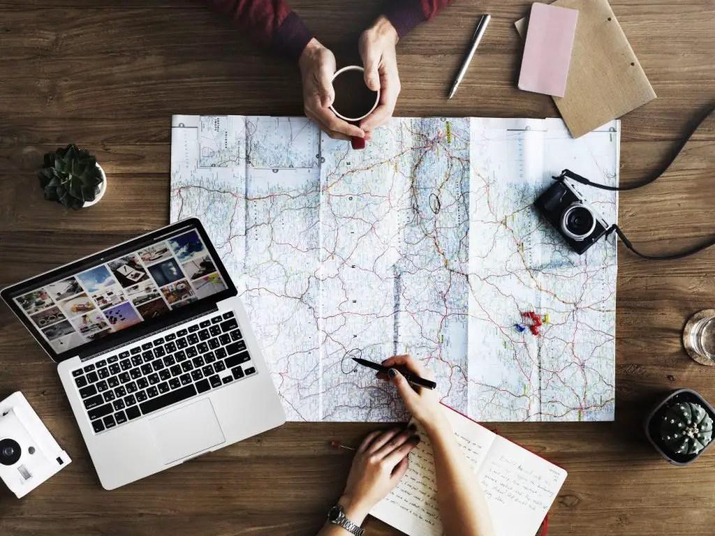 Imágenes que los blogueros de viajes deberíamos dejar de usar.