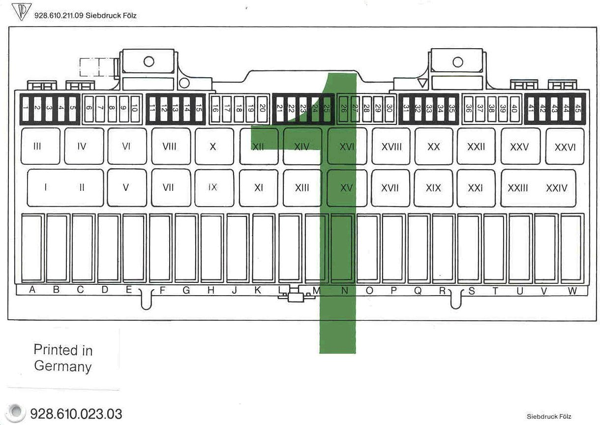 1985 porsche 944 radio wiring diagram australian house diagrams for 1989 ecu