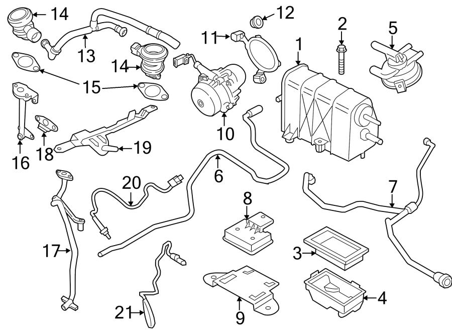 Porsche 911 Change-over valve. Check, Changeover