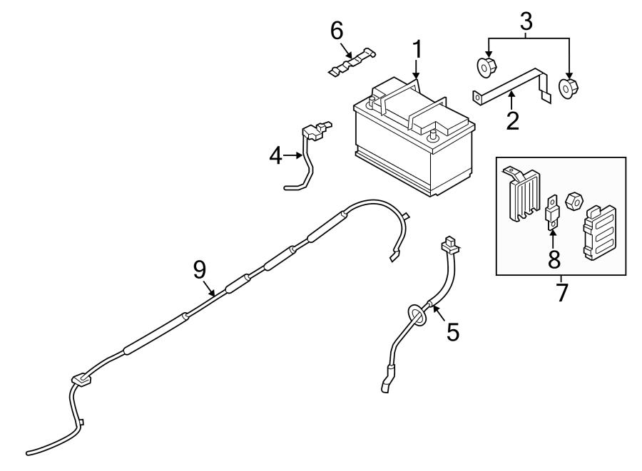 Porsche Boxster Large fuse. Amplarge, DASH, PASSENENGER