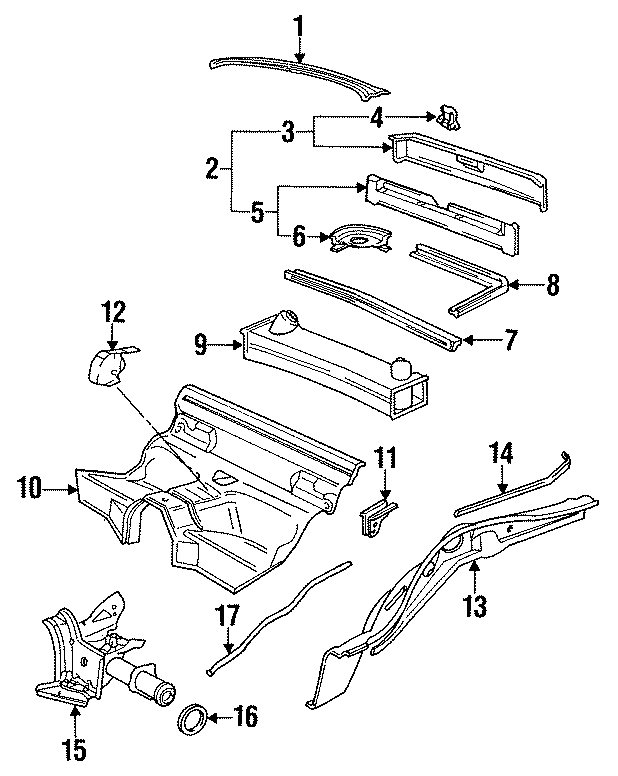 Porsche 911 Engine mounting. Engine support. Motor mount