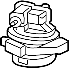 2012 Porsche Cayenne Pump. Leak. Detection. System