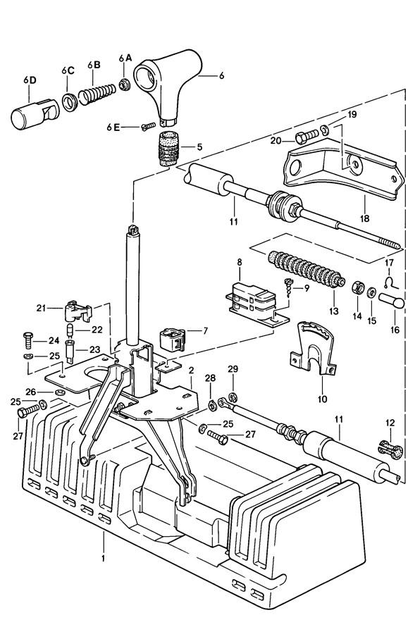 Porsche 944 Switch rear window heating for fog headlamp