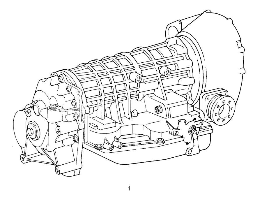 Porsche 911 Mount bracket. TRANSMISSION CARRIER MOUNT