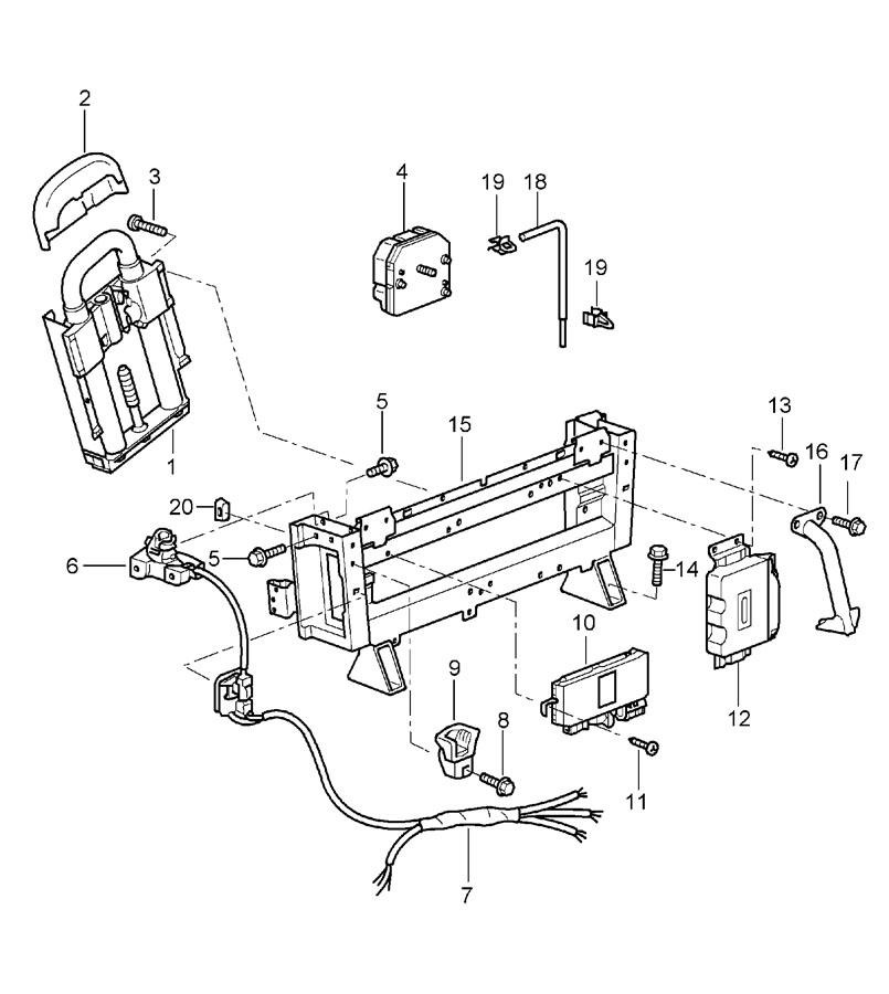 Porsche 911 Harness. RollBAR Wiring. Rollover