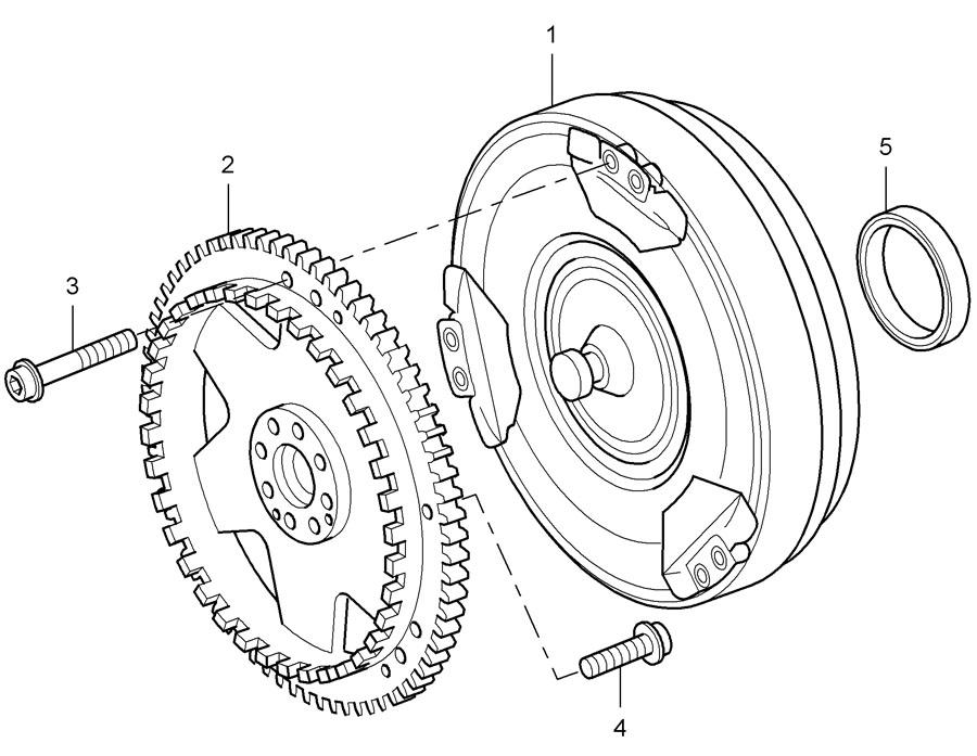 Porsche Cayenne Pan-head screw. CHEESE-HD. SCREW. Torque