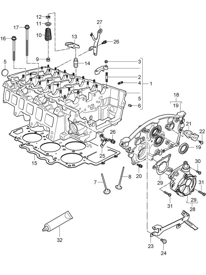 Porsche Cayenne Valve stem seal sleeve repair for. SEAL