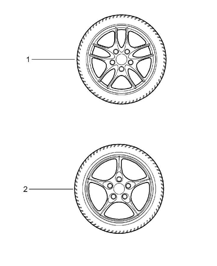 Porsche Boxster Wheel disc wheel. Winter, Summer