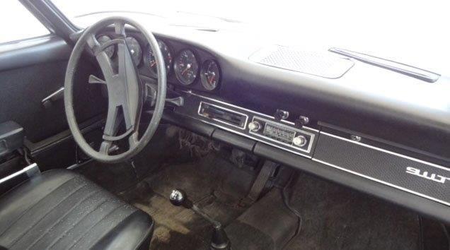 PorscheMania Forum 911 T 22 del 1969 ferma da anni un bel ritrovamento