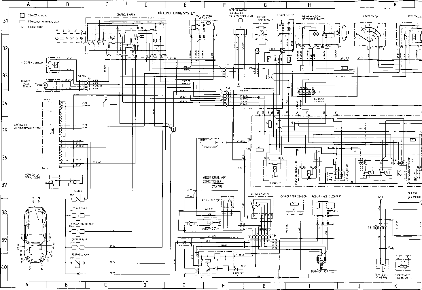 lock up 700r4 manual diagram auto starter motor wiring also transmission diagrams
