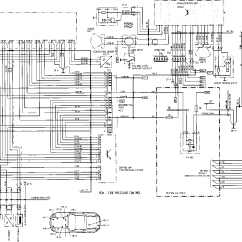 Wiring Diagram Typ 911 Carrera Modell 86 Lumbar Nerve Root Type 944944 Turbo Model 852 Page Porsche